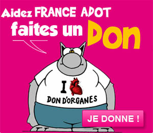 Aidez France Adot : faites un don