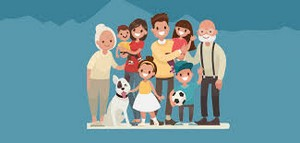Famille et greffe