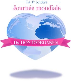 Journée Mondiale du don d'organes