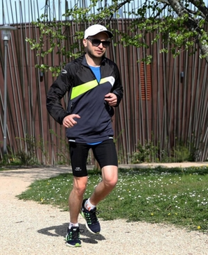 Greffé coeur poumon et marathonien