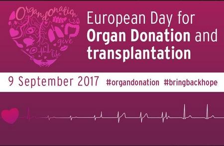 Lancement de la Journée Européenne du Don d'Organes