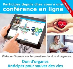 Conférence sur le don d'organes