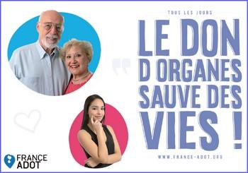 Carte de voeux 2020 de FRANCE ADOT