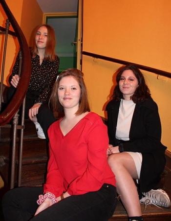 3 lycéennes se mobilisent pour le don d'organes