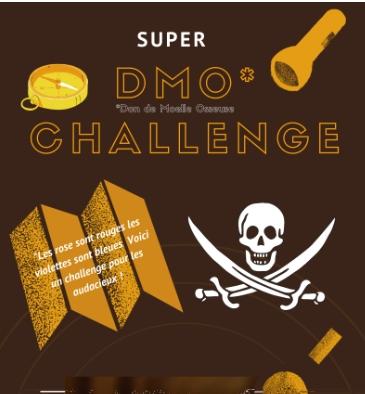 Super DMO Challenge